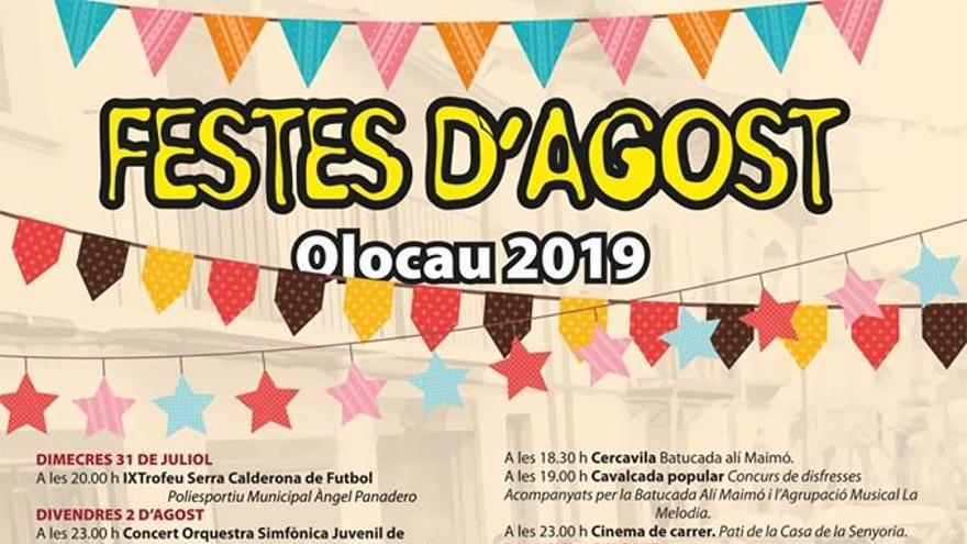 Colectivos denuncian la falta de actos para jóvenes en las fiestas de Olocau