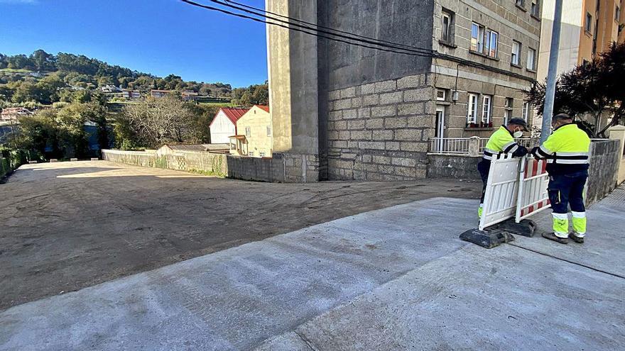 Nuevo aparcamiento público disuasorio en Jaime Janer