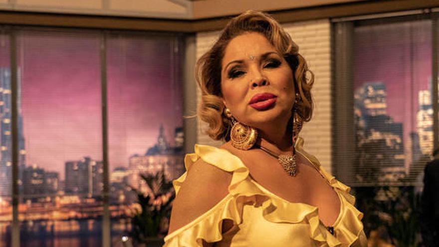 La actriz que interpreta a La Veneno sufre una recaída en su cáncer de pulmón