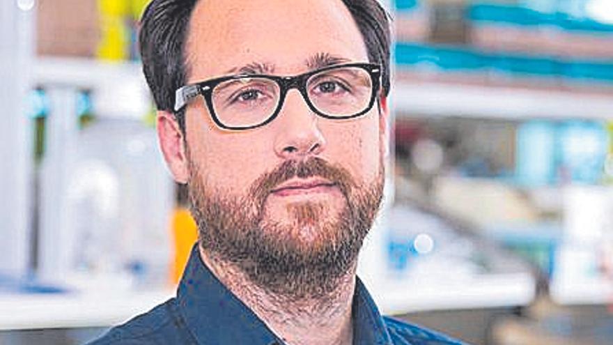 El investigador Lluís Morey, premiado en EEUU