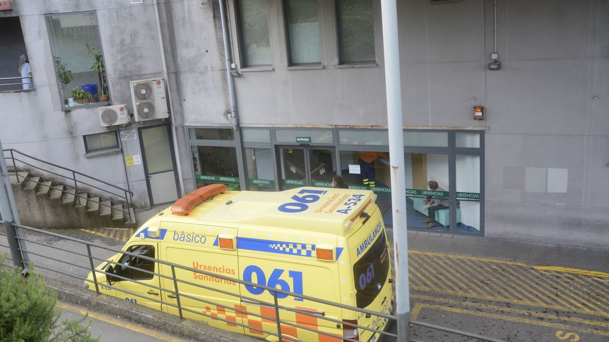 Pacientes en Urgencias de Montecelo.