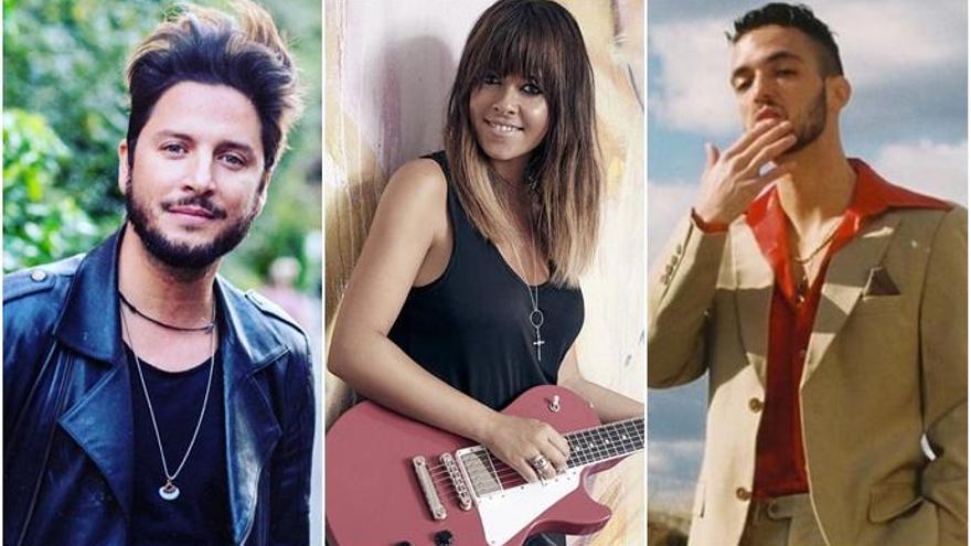Manuel Carrasco, C Tangana y Vanesa Martín, invitados de novena gala de 'OT 2018'