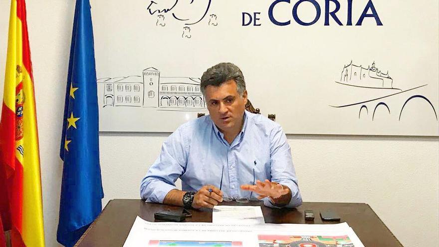 El Ayuntamiento de Coria comienza el expediente administrativo para dejar de pertenecer a Adesval