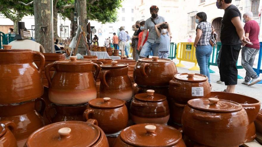 Por cien años sin otra suspensión de la Feria de la Cerámica en Zamora