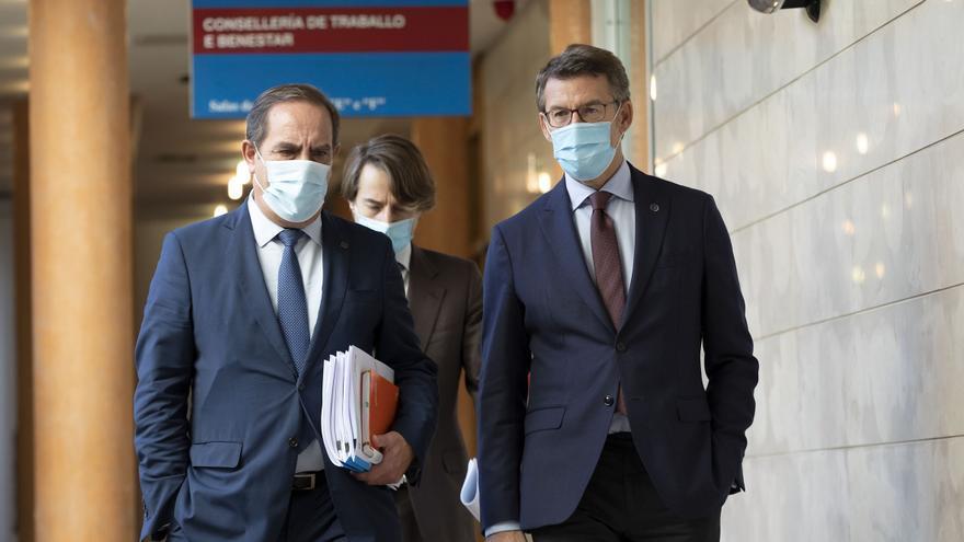 La pandemia disparó el gasto de la Xunta el pasado año en 2.900 millones de euros