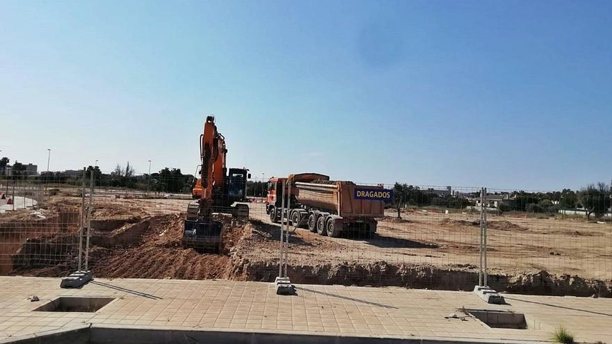 Arrancan las obras de las primeras viviendas del mayor plan urbanístico de Sant Joan