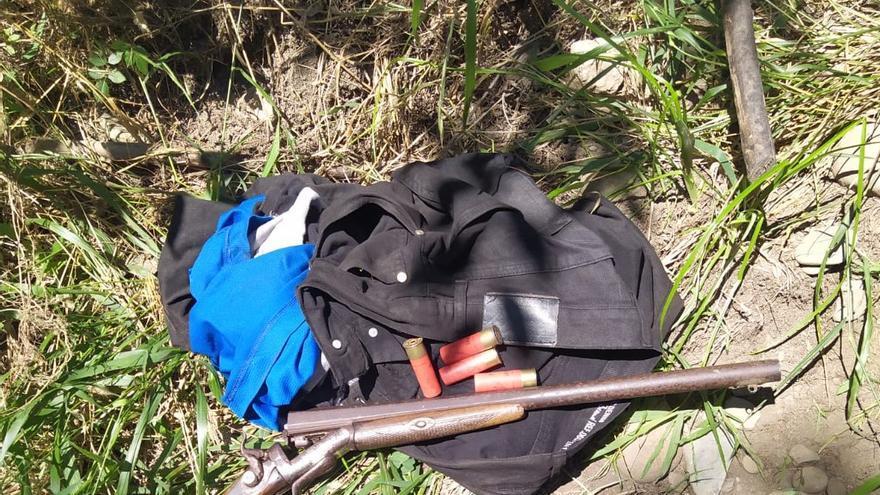 A presó un home que cuidava 852 plantes de marihuana a Rabós