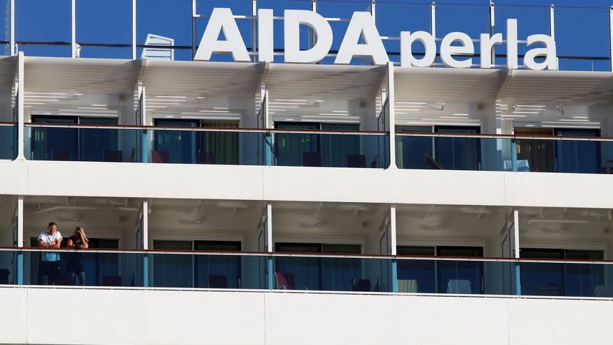 Málaga recibe el primer crucero con itinerario internacional tras la pandemia