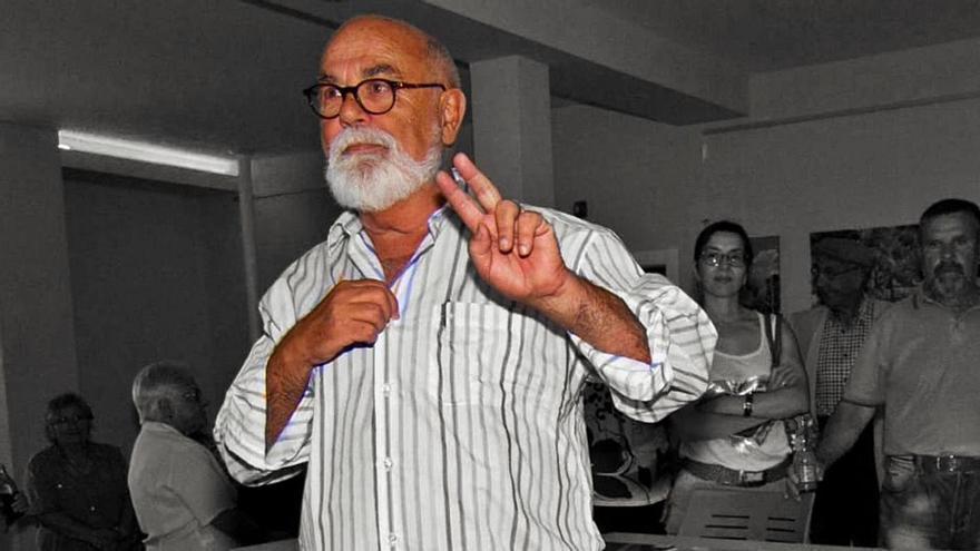 """El vacío que deja Jesús Santiago Panero, """"Cuqui"""", alma de la cultura en Bermillo de Sayago"""
