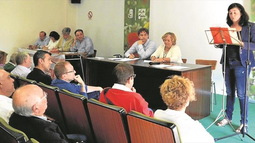 Colomer aboga por la unión ante los 4 aspirantes a liderar el PSPV