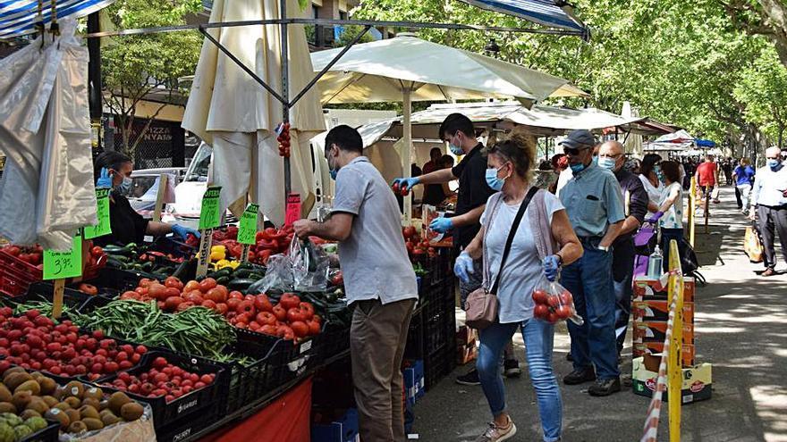 Berga permetrà mercat els dilluns segons les restriccions