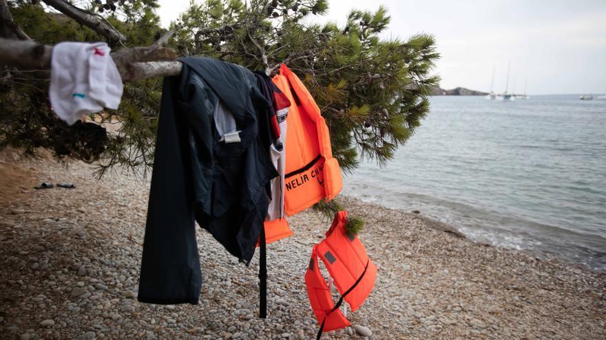 Ibiza y Mallorca reciben casi a la mitad de los migrantes llegados a las costas españolas en las últimas horas