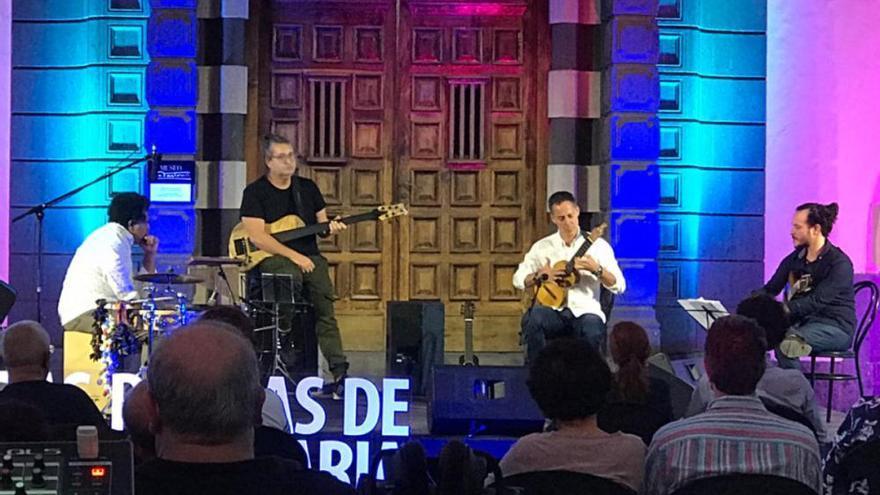 Vuelve la vida musical a Las Palmas de Gran Canaria