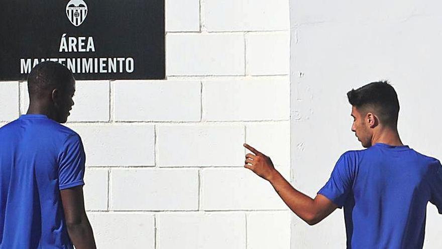 Dos clubes de Segunda quieren cedido a Javi Jiménez