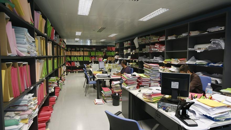 Los concursos de acreedores se disparan un 46% en Málaga