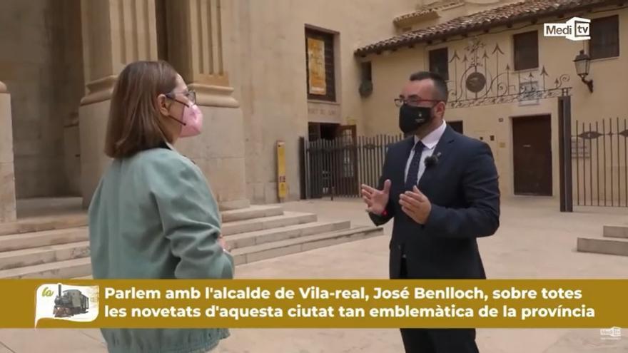 'La Panderola' pone rumbo a las fiestas de Vila-real