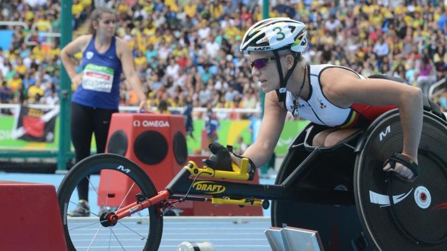 La campiona paralímpica Marieke Vervoort mor després de rebre l'eutanàsia