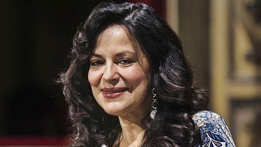 """Nancy Fabiola Herrera: """"Es importante que la cultura siga, para la vida y para el alma"""""""