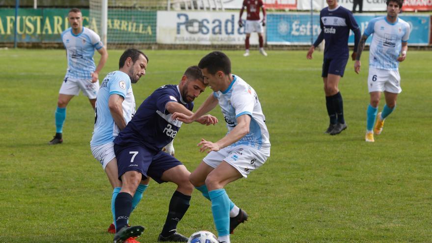 Crónicas, resultados, imágenes y puntuaciones: así fue la jornada para los asturianos de Segunda B