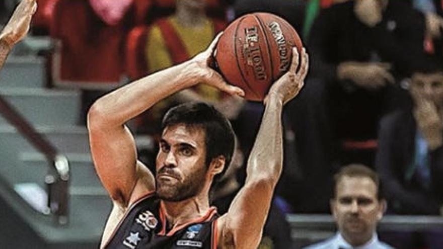 Diot rescata al Valencia Basket en Ljubljana