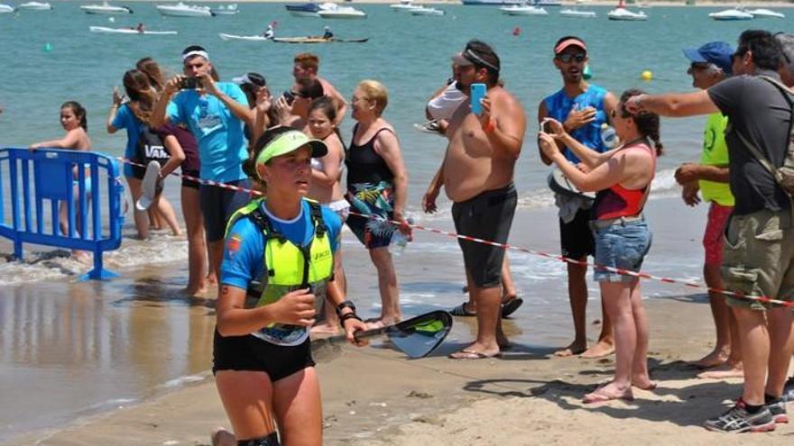 Los Marlines logran 21 medalla  en la III Copa de España de Kayak de Mar