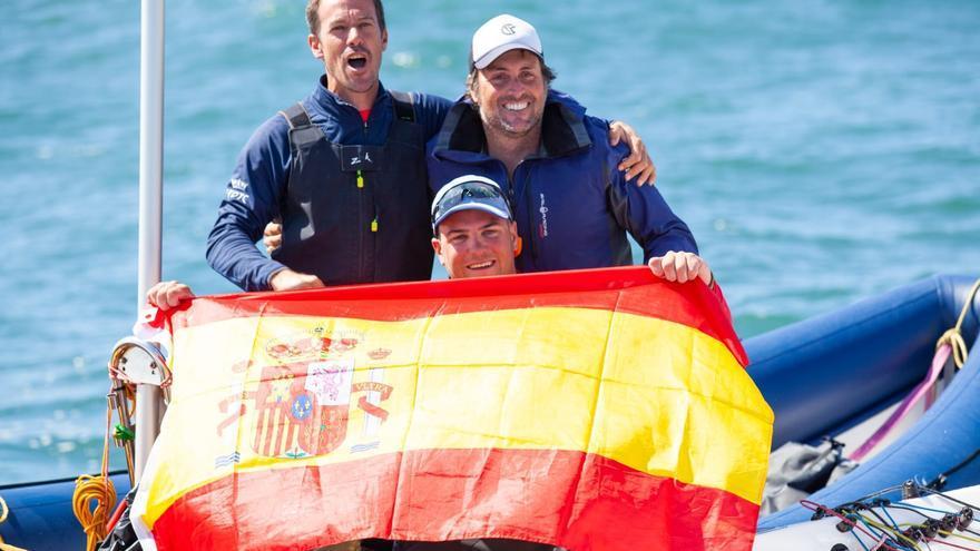 Joan Cardona da a España una plaza más para los Juegos Olímpicos