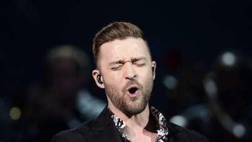 El cantante Justin Timberlake actuará por tercera vez en el descanso de la Super Bowl