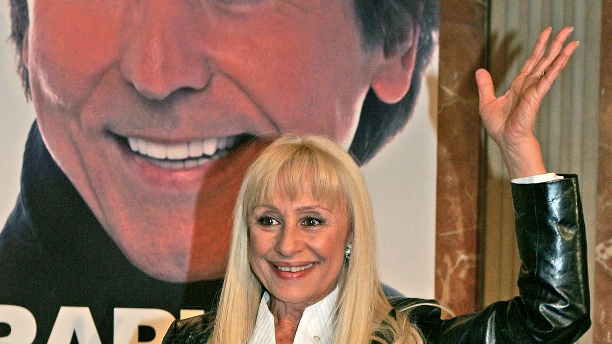 Muere Raffaella Carrà a los 78 años.