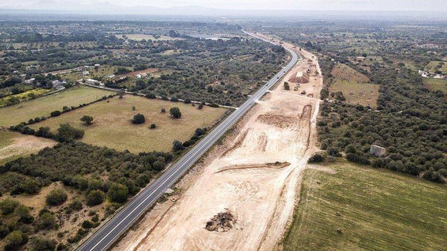 Neuer Linkspakt ringt um Reduzierung der Straßenbau-Projekte auf Mallorca