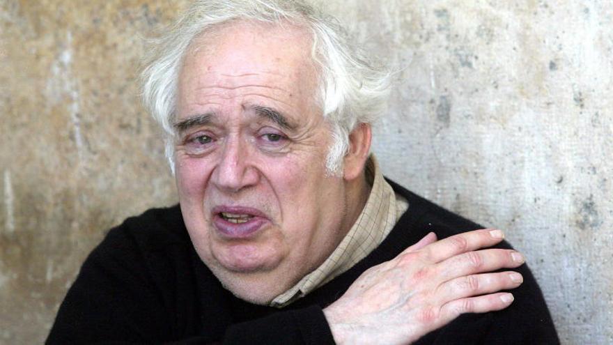 Muere Harold Bloom a los 89 años