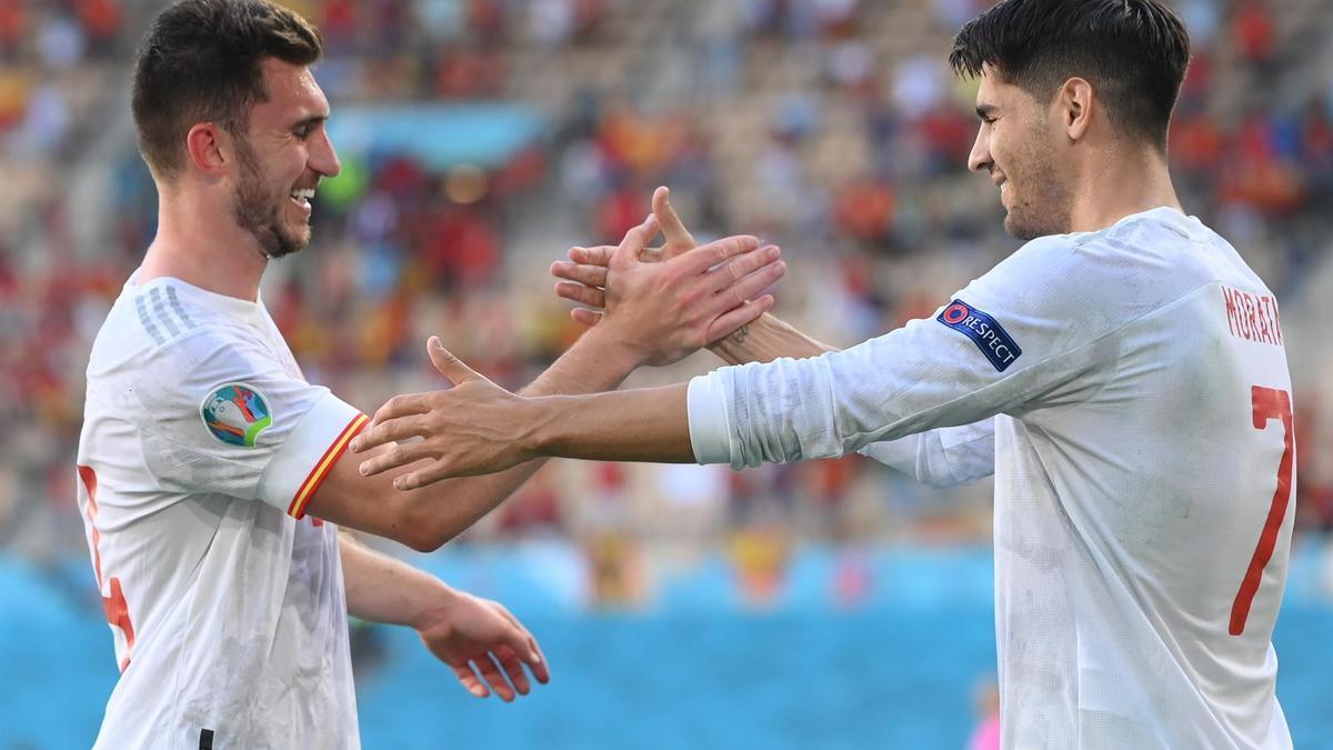 La selección española se mide a Croacia a partir de las 18 horas (Telecinco).