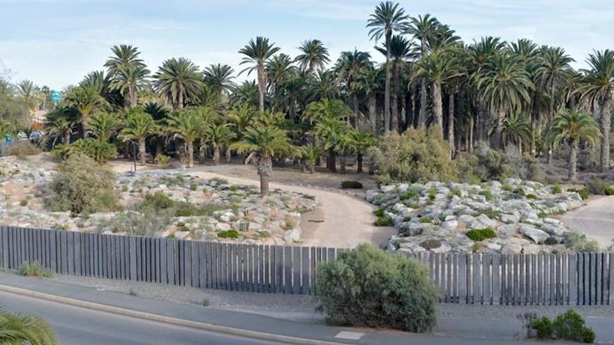 El Cabildo reserva 180.000 euros para poder reabrir el parque Tony Gallardo