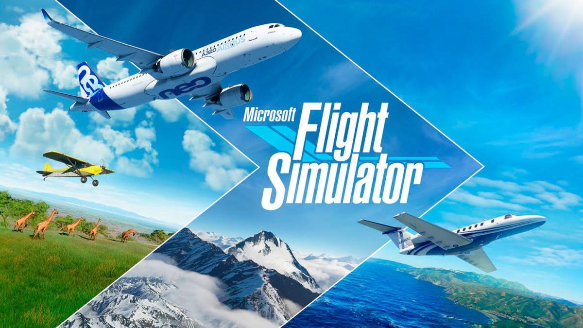 'Microsoft Flight Simulator', disponible el 18 de agosto.