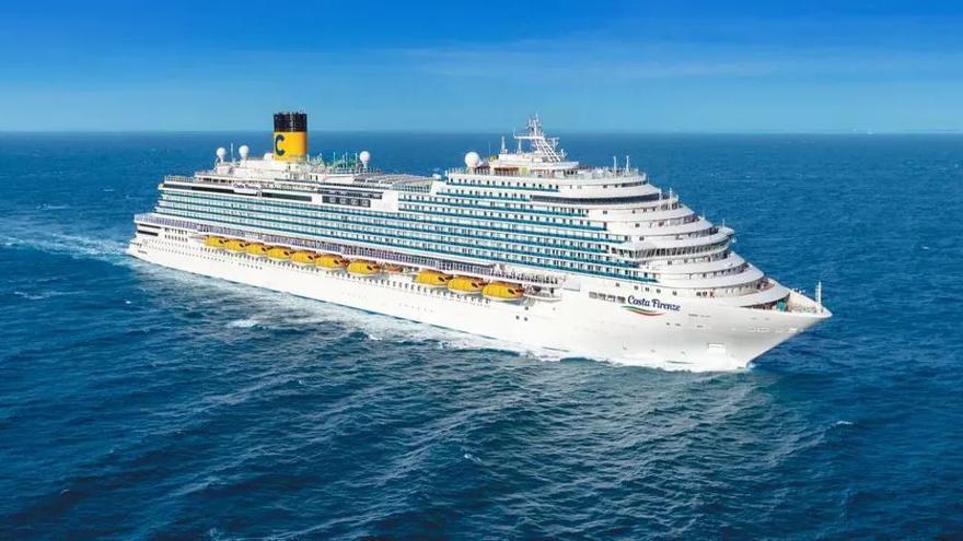 Los cruceros vuelven a Ibiza en septiembre