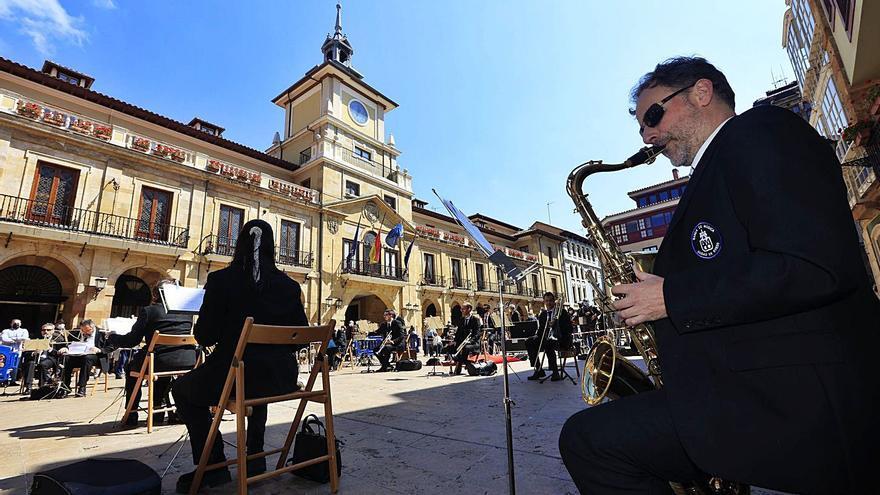 La música vuelve a echarse a la calle en primavera de la mano de la banda