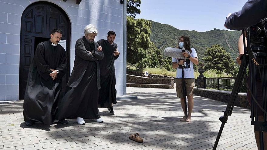 'Algoritmo' gana el premio del público en el Festivalito La Palma