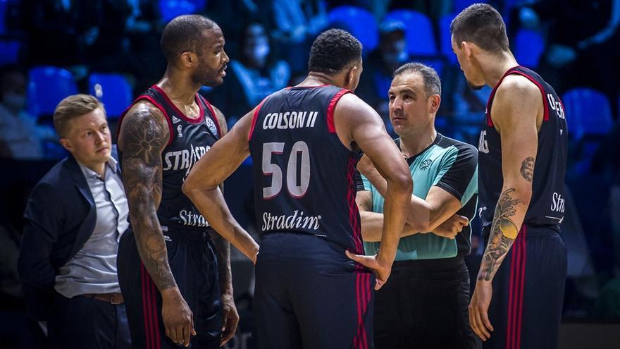 El Strasbourg será el rival por el bronce