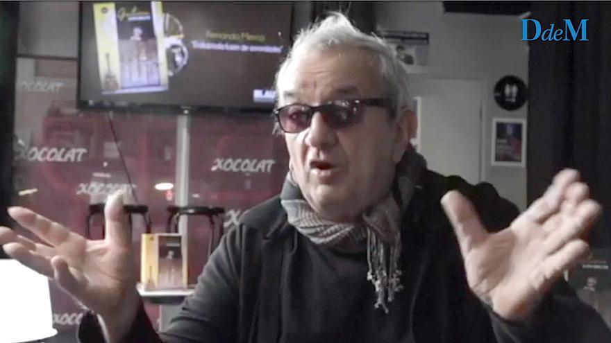 Joan Bibiloni, un homenaje a la guitarra acústica
