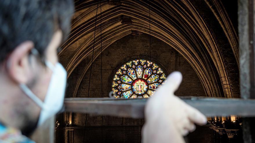 Tornen les Vesprades d'estiu a la Seu de Manresa, una iniciativa estrenada amb èxit l'any 2018