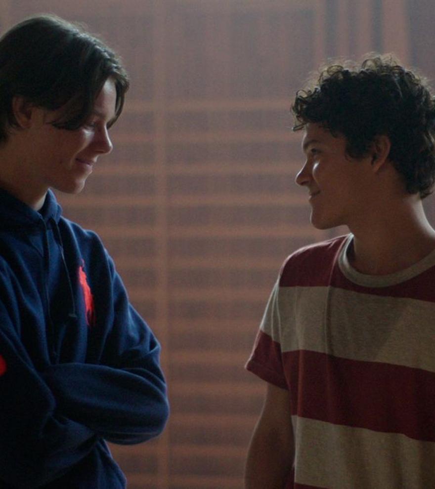 'Jóvenes altezas': no es otra frívola serie adolescente
