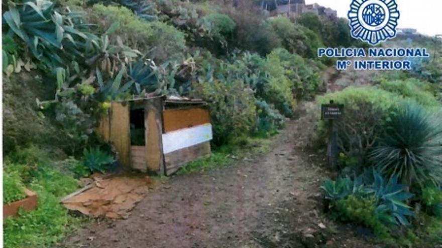 Detenidos dos jóvenes en Tenerife por simular un secuestro