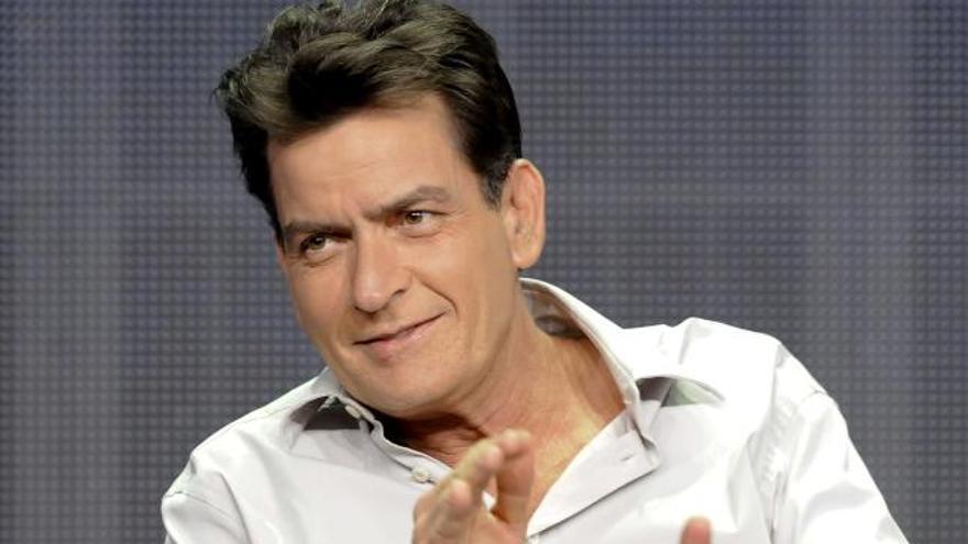 La nueva comedia de Charlie Sheen llega a España