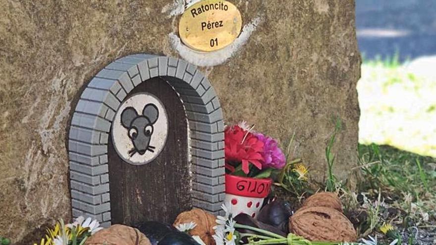 La casa del Ratoncito Pérez se mueve a otro rincón del parque de Isabel La Católica