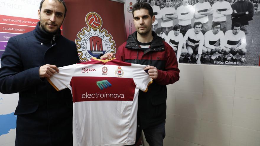 Pablo Acebal, nuevo coordinador de fútbol base del Industrial, tras salir Víctor Holguera