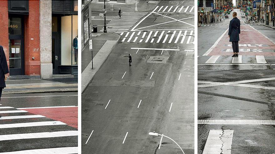 """Die Ausstellung """"Cámara y ciudad"""" im CaixaForum fängt Puls der Städte ein"""