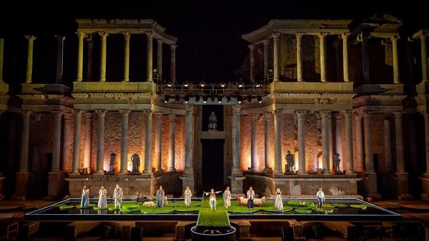 Inician los trámites para que el Festival de Teatro Clásico sea patrimonio mundial