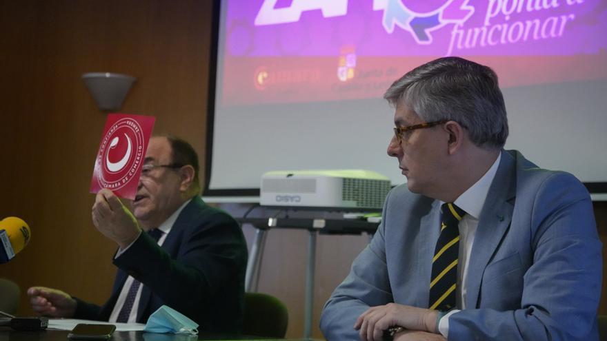 """La Cámara de Comercio reclama un """"Plan Zamora"""" para frenar la despoblación"""