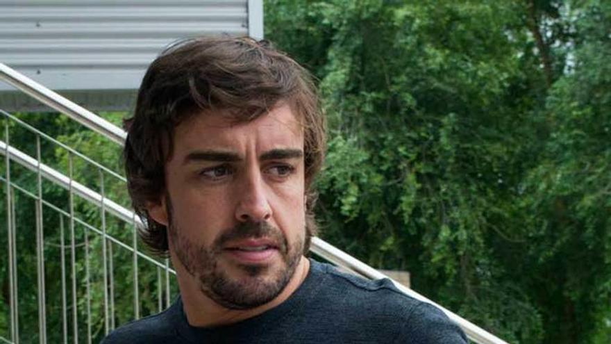 """Fernando Alonso: """"Echaré de menos a Button"""""""