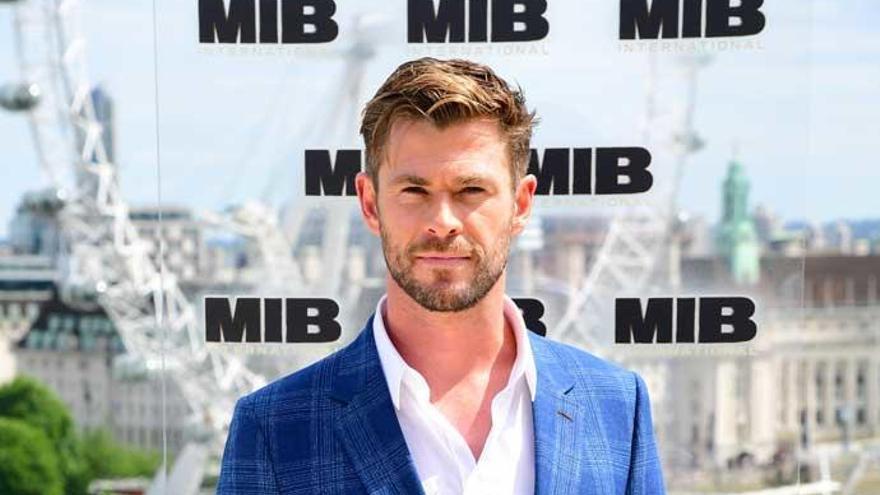 Chris Hemsworth se retira para dedicarse a su familia
