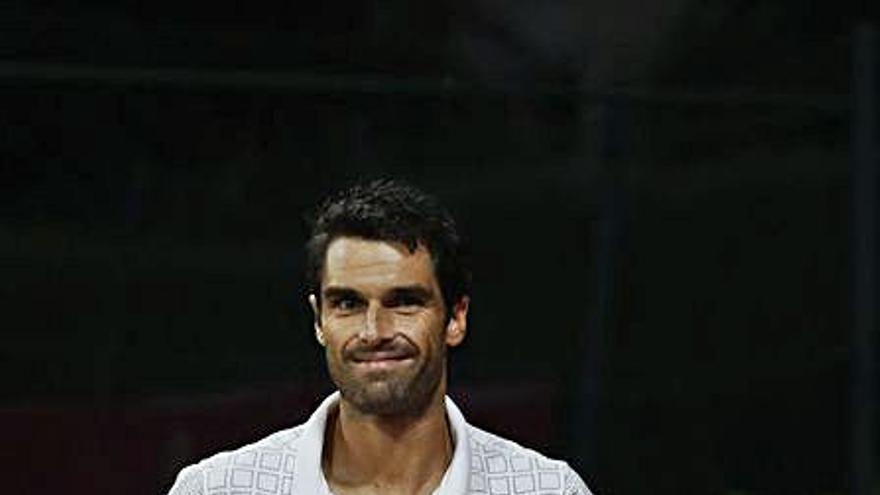 «Yo quiero traer tenis masculino a València»